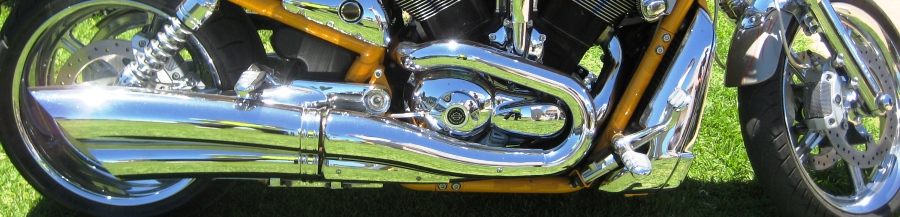 Bike at Toy Run 2016