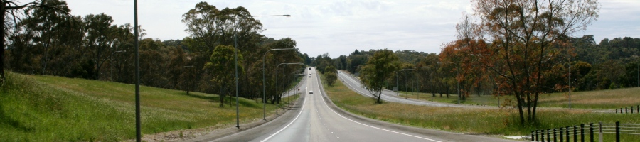South Eastern Freeway, Mt Barker